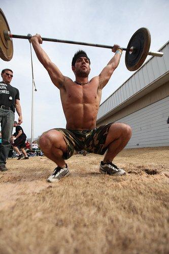 technisches Muskelversagen