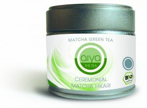 Aiya Matcha Pulver Green Tea