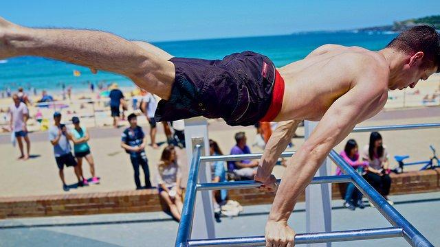 Bodyweight Übungen