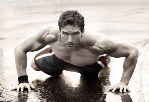 Bodyweight Training Muskelaufbau