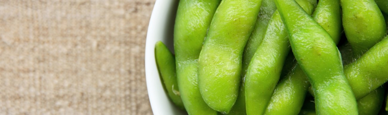 Edamame: Eine wenig bekannte pflanzliche Proteinquelle