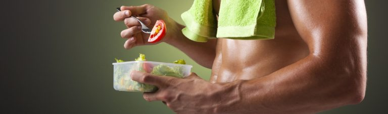 Musst Du 6 Mahlzeiten pro Tag essen, um nackt gut auszusehen?