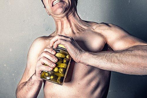 Unterarme trainieren Griffkraft stärken