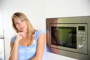 Ist die Mikrowelle schädlich?