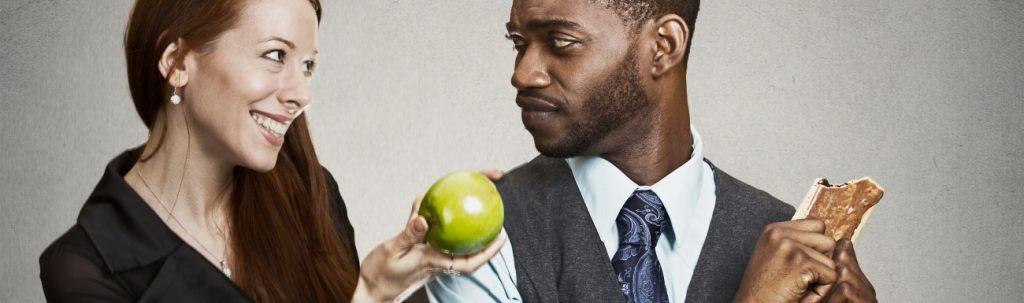 Mit diesem Kalorientrick nimmst Du leichter ab – ohne weniger zu essen