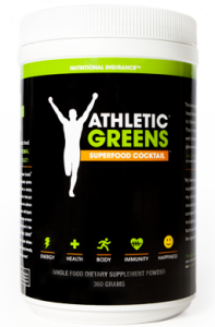 Athletic Greens Test
