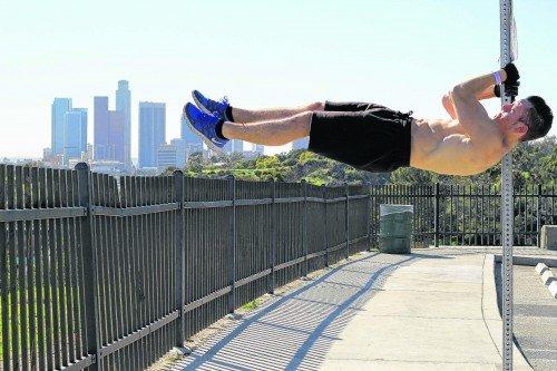 Street Workout Dennis Ratano