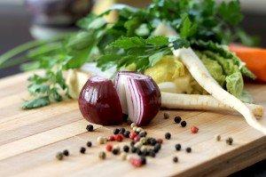 Gemüse Zwiebeln Ballaststoffe