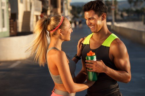 Fitness Boy & Girl