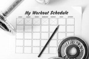 Trainingsplan Workout