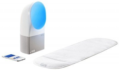 Withings Aura Sleep System: Lichtwecker & Schlafzyklustracker