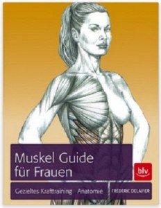 Muskel-Guide speziell für Frauen