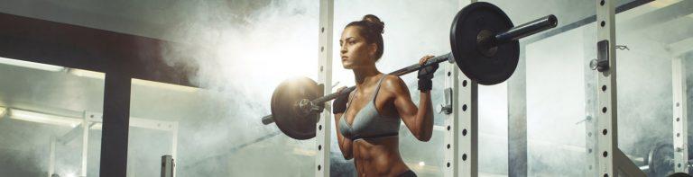 Frauen Krafttraining: Warum schlanke Frauen schwere Gewichte heben