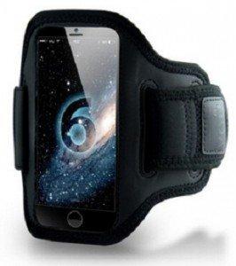 vau ActionWrap Sport-Armband Tasche für Apple