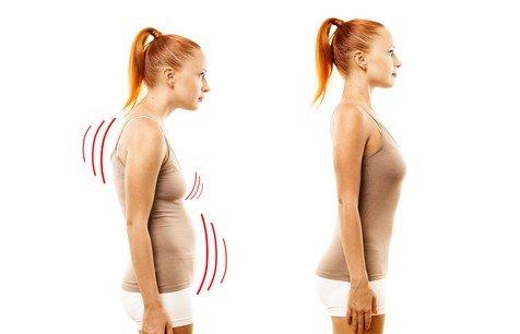 Körperspannung verbessern