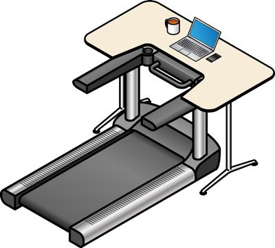 Laufband schreibtisch test 7 dinge die du wissen solltest for Schreibtisch laufband
