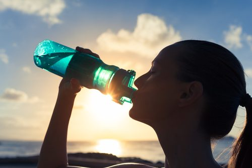 Dehydration Symptome
