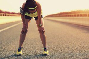Kraft und Ausdauertraining