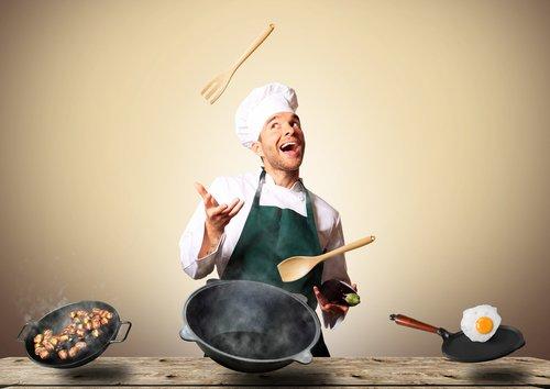 schnell kochen