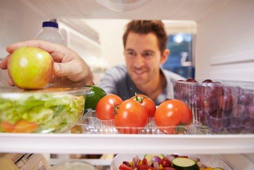 gesunde Lebensmittel Einkaufsliste