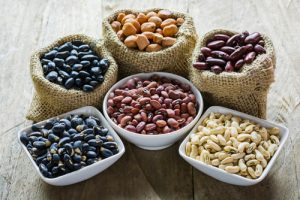 Einkaufsliste gesunde Lebensmittel