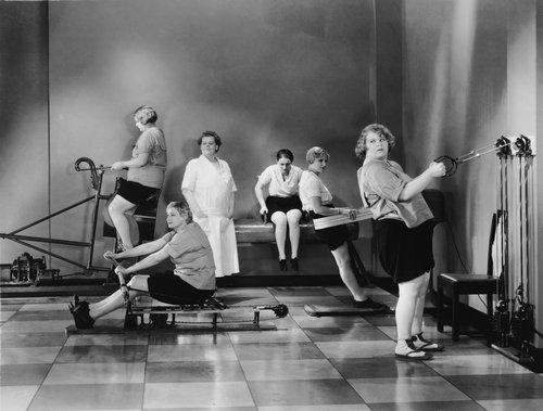 Fitnessstudio Regeln