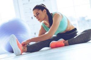 Beweglichkeit Flexibilität Dehnen
