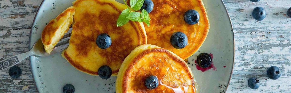 Das beste Protein Pancakes Rezept der Welt