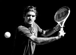 Roger Federer Zeitmanagement