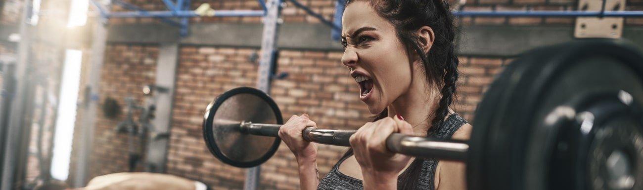 Wie lange trainieren für Muskelaufbau