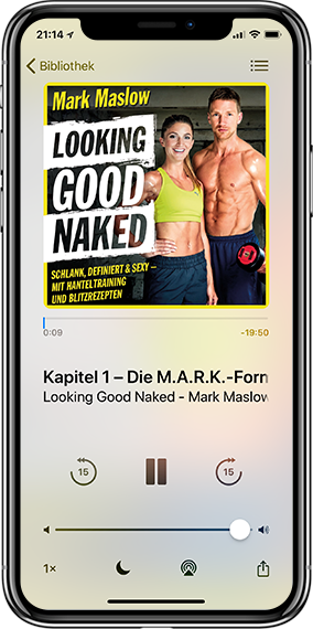 MarathonFitness - Looking Good Naked Hörbuch