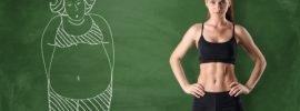 1 Kilo pro Woche abnehmen