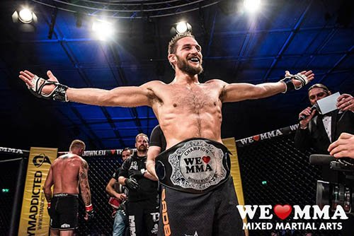 We Love MMA Dustin Stoltzfus