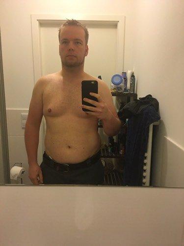Wie Mathias 35 Kilo in 11 Monaten abnimmt – und sein Leben sich dadurch verändert