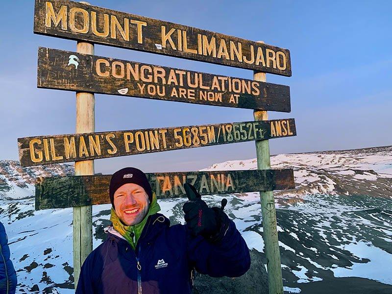 Kilimandscharo besteigen
