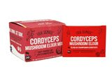 FOUR SIGMATIC Cordyceps Supernahrungs Pilz Drink Mix mit Panax Ginseng - Vier Sigma Foods, 200 g