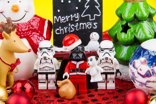 Weihnachtsgeschenkideen Lego