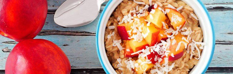 Protein Porridge Rezept aus Powerküche