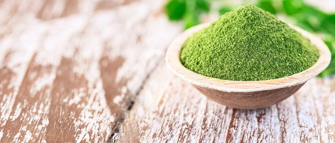 Gemüsepulver Super Greens