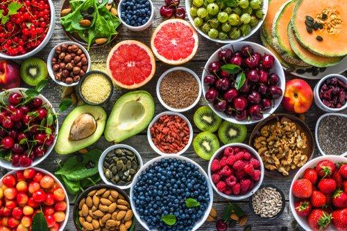 Sekundäre Pflanzenstoffe in Gemüse und Obst