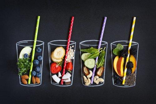 Sekundärstoffe (sekundäre Pflanzenstoffe) trinken