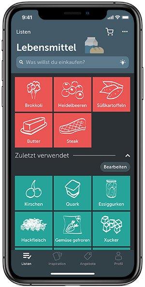 Ernährungs App