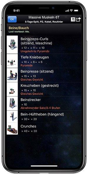 """Meine 5 """"Must-Have"""" Apps fürs richtige Krafttraining"""