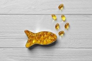 Omega 3 Fischöl Kapseln EPA DHA