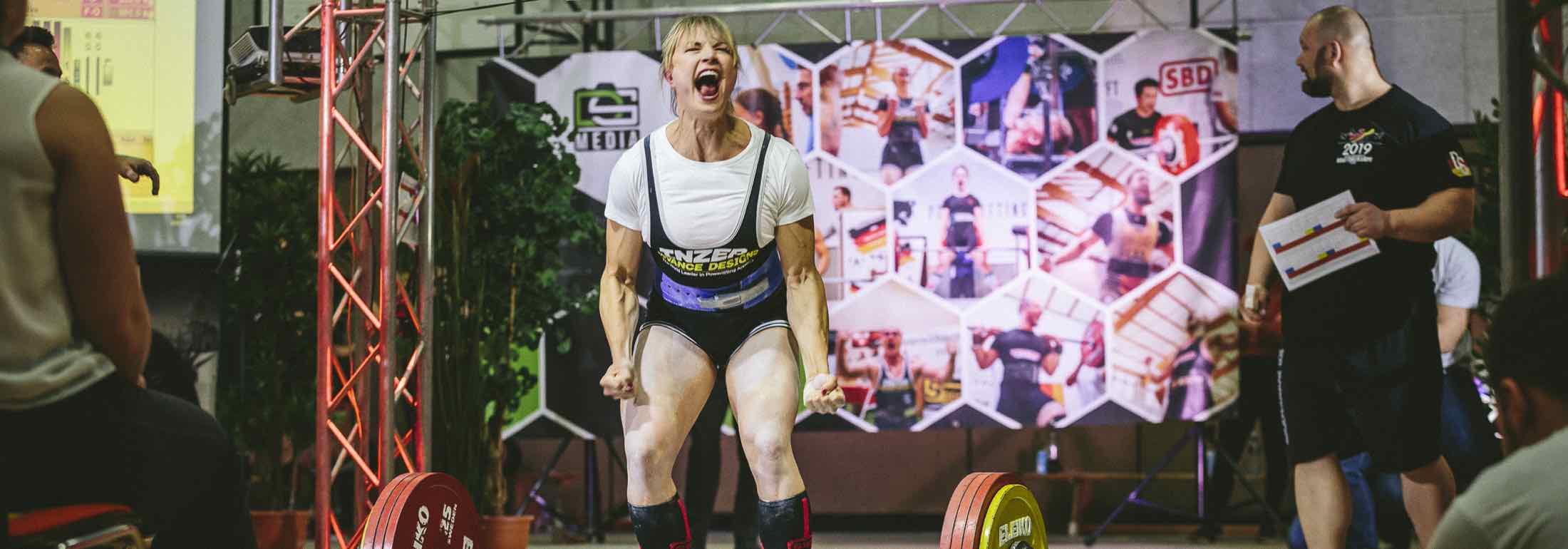 Die stärkste Frau Deutschlands – mit Lea Schreiner (#278)