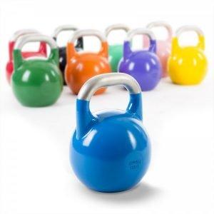 Trainingsgeräte für Zuhause Kettlebells