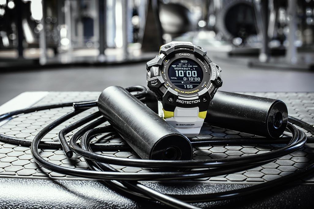 Casio G-Shock GBD-H1000 G-Squad HR