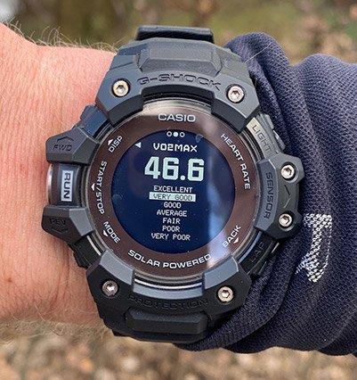 GBD-H1000 VO2max
