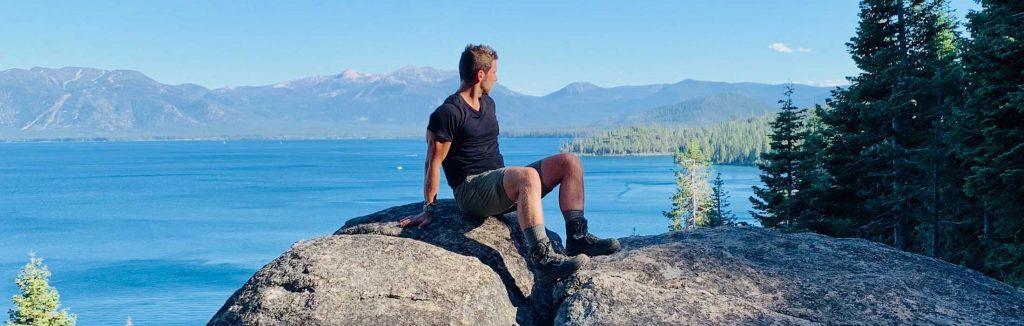 Mark Maslow Lake Tahoe