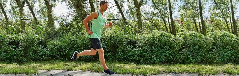 jeden Tag joggen Streak Running